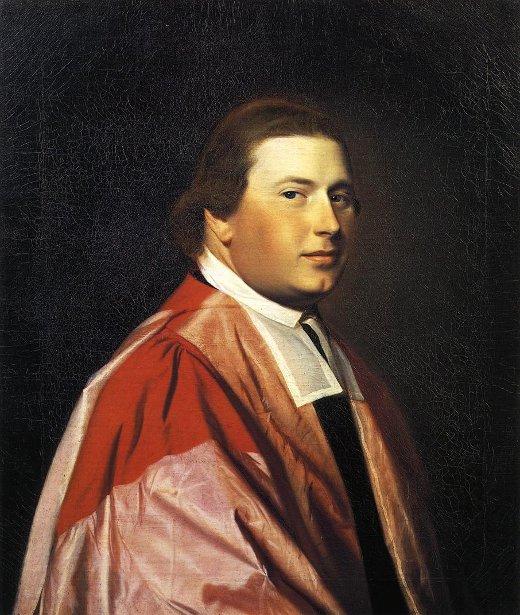 Reverend Myles Cooper