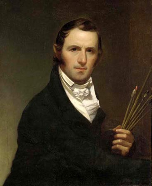 Self-Portrait 1810