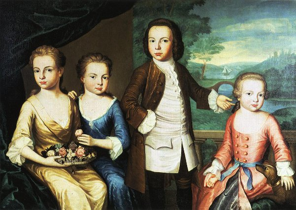 The Gore Children