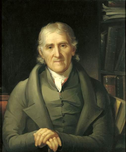 The Reverend John Gottlieb Ernestus Heckewelder