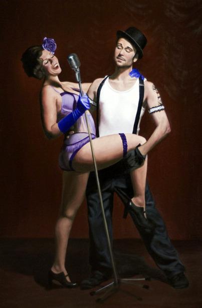 Annie Cherry and Artemis Vulgaris