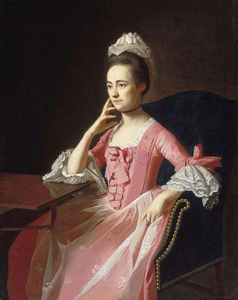 Dorothy Quincy Hancock (Mrs. John Hancock)