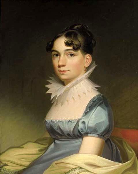 Eliza Schaum (later Mrs. Frederick Augustus Hall Muhlenberg)