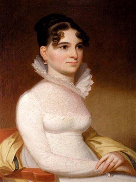 Elizabeth Mrs Frederick Augustus Hall Muhlenberg