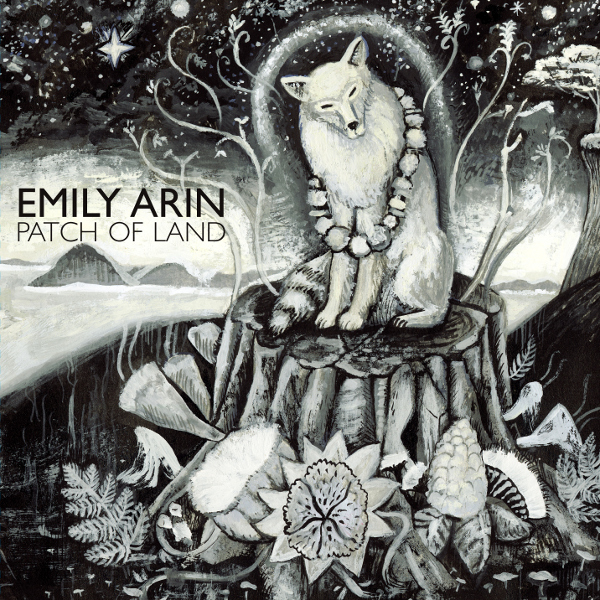 Emily Arin - Patch Of Land (CD cover)