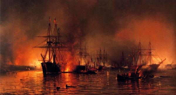 Farragut's Fleet