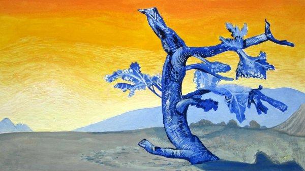 Goya's Tree