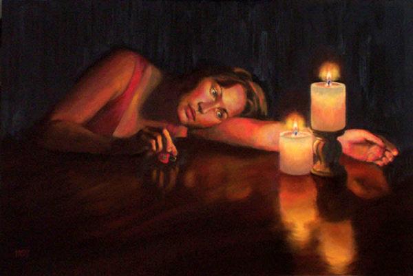Lamentation-Relinquishment