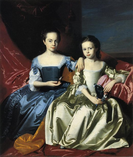 Mary And Elizabeth Royall