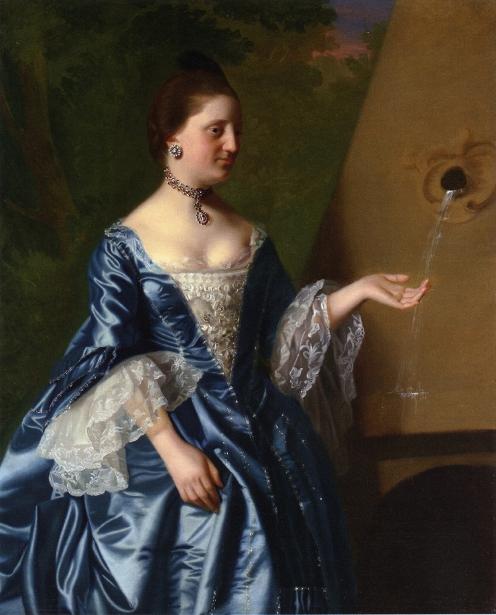 Mrs. Alice Hooper