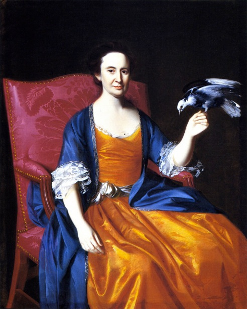 Mrs. Benjamin Hallowell