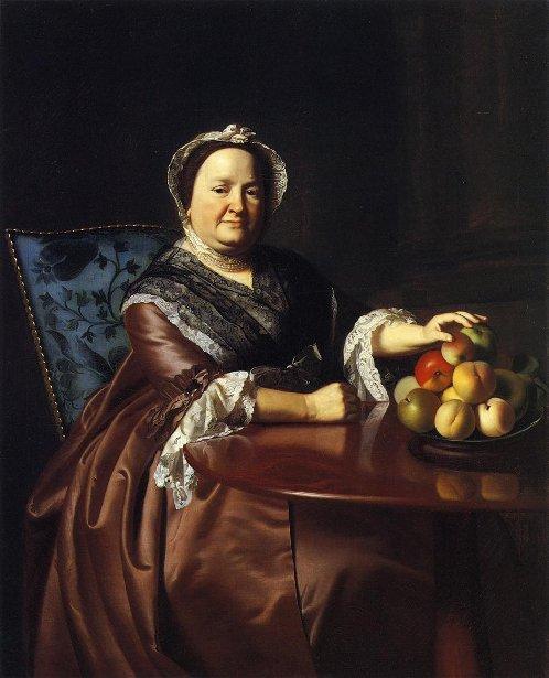 Mrs. Ezekiel Gondthwait (Elizabeth Lewis)