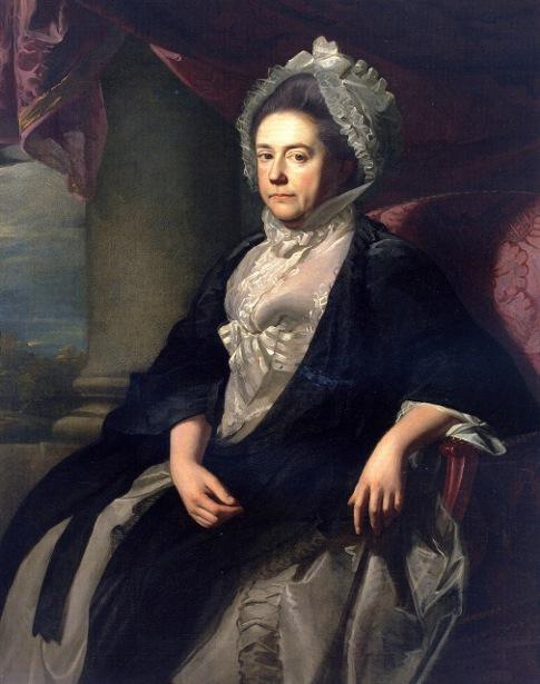 Mrs. Isaac Royall (Elizabeth MacKintosh)