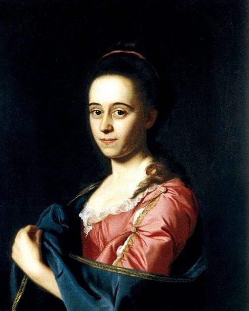 Mrs. Joshua Henshaw II (Catherine Hill)
