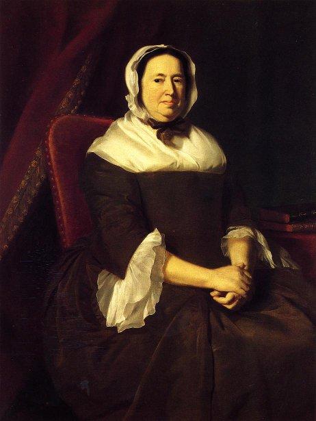 Mrs. Samuel Hill (Miriam Kilby)