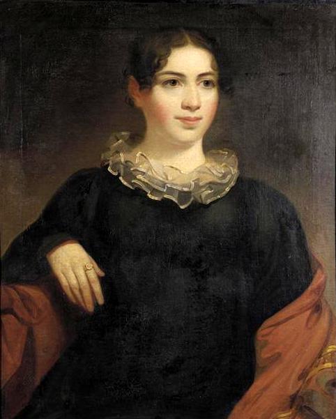 Mrs. Walter Franklin (née Ann Emlen)