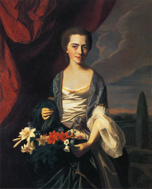 Mrs. Woodbury Langdon (Sarah Sherburne)
