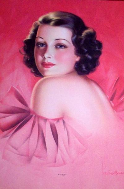 Pink Lady calendar