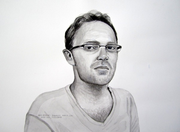 Portrait Of Jeff