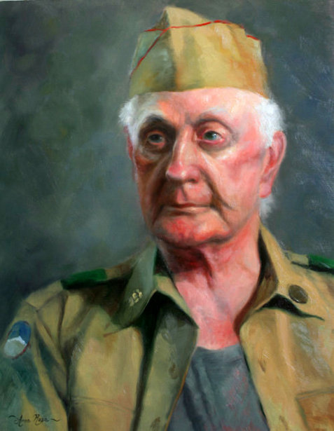 The Veteran (Portrait Of Jim)