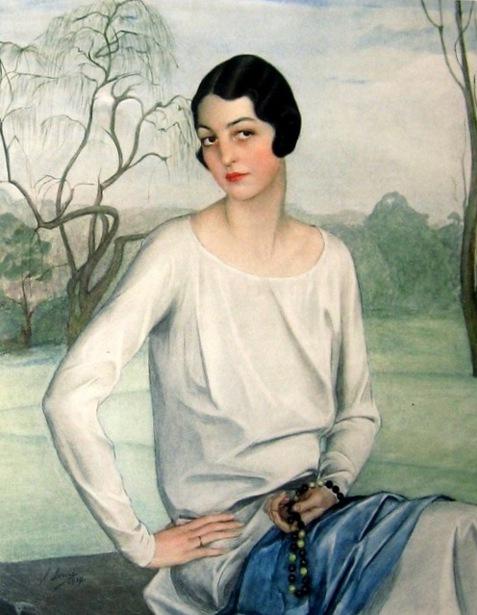 Ava Alice Muriel, Princess Obolensky