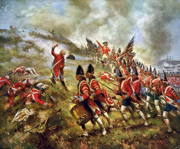 Battle of Bunker Hill (June 17, 1775)