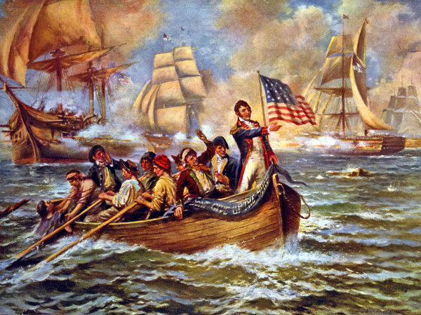 Battle Of Lake Erie (September 10, 1813)