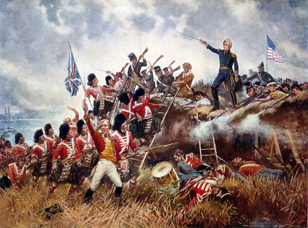 Battle Of New Orleans (January 8, 1815)