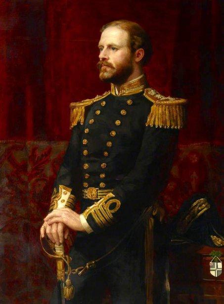 Captain Sir Lambton Loraine, 11th Bt.