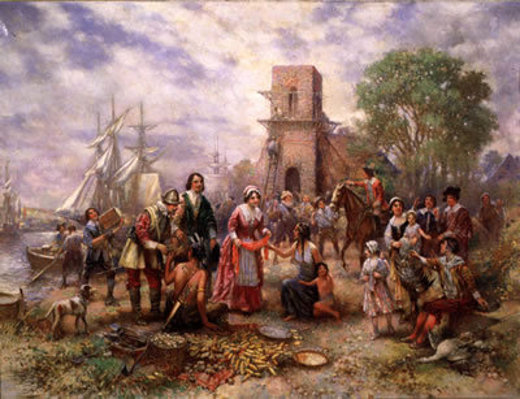 Early Settlers Of Jamestown
