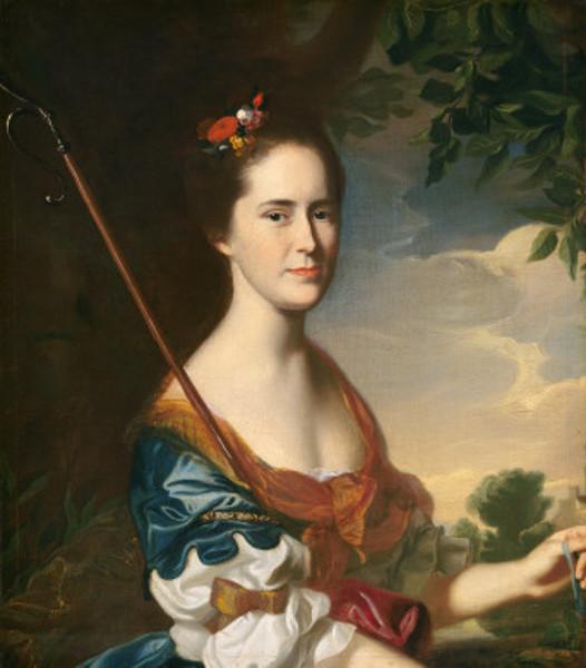 Elizabeth Gray Otis (Mrs. Samuel Alleyne Otis)