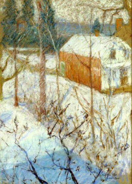 From The Holley House, Winter