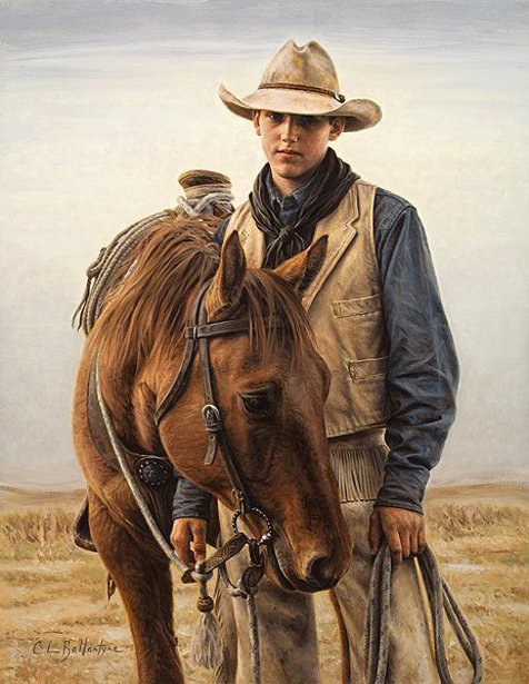 Jackson Wald - Cowboy 2008