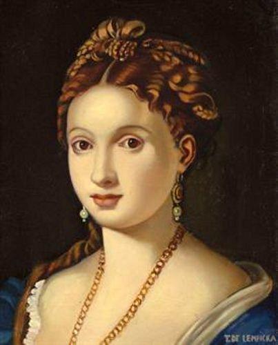 Jeune Femme Florentine
