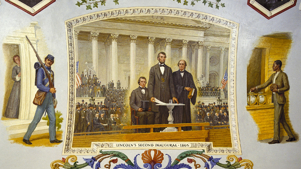 Lincoln's Second Inaugural, 1865