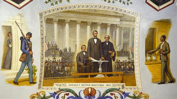 Lincoln's Second Inaugural, 1865