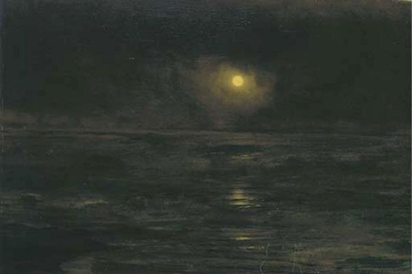 Moonlit Shore