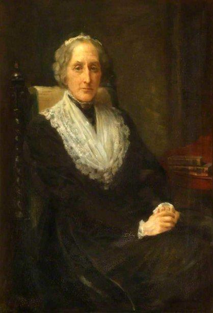 Mrs. Arnold Toynbee, Treasurer Of Lady Margaret Hall