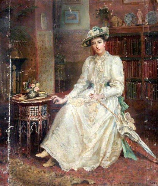 Mrs. Holman Hunt