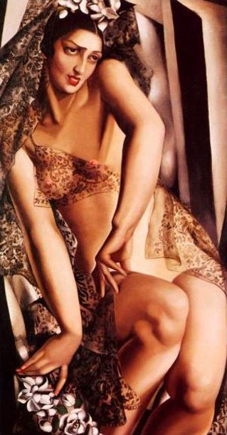 Portrait Of Nanade Herrera