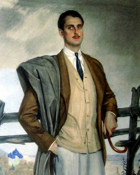 Prince Serge Obolensky