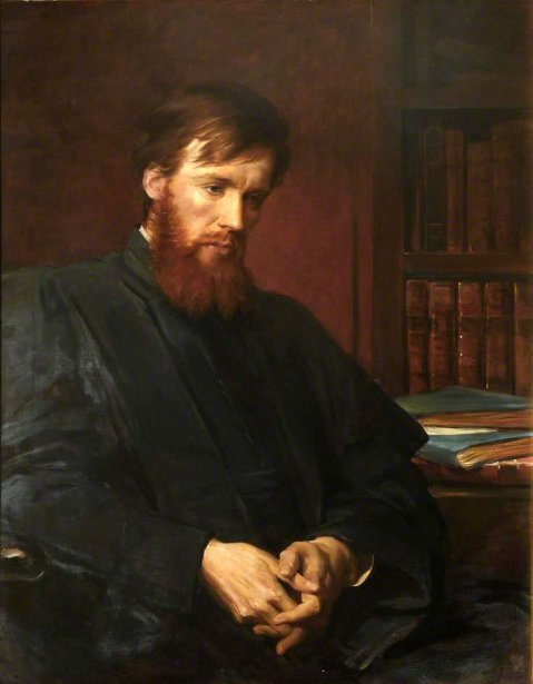 Right Reverend Talbot (after George Richmond)