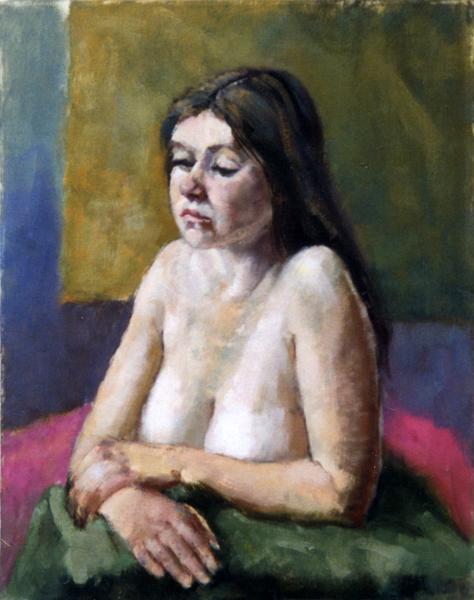 Sad Nude