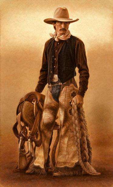 Saddle Bronc Rider