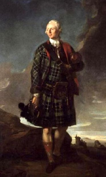 Sir Alexander Macdonald, 9th Baronet Of Sleat And 1st Baron Macdonald Of Slate
