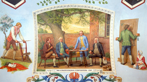 The Contitutional Convention, 1787