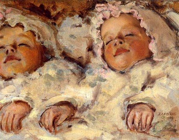 The MacRae Twins