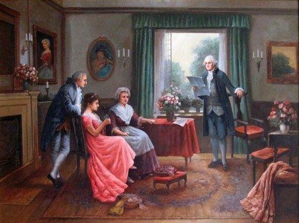 Washington's Farewell Address (September 19, 1796)