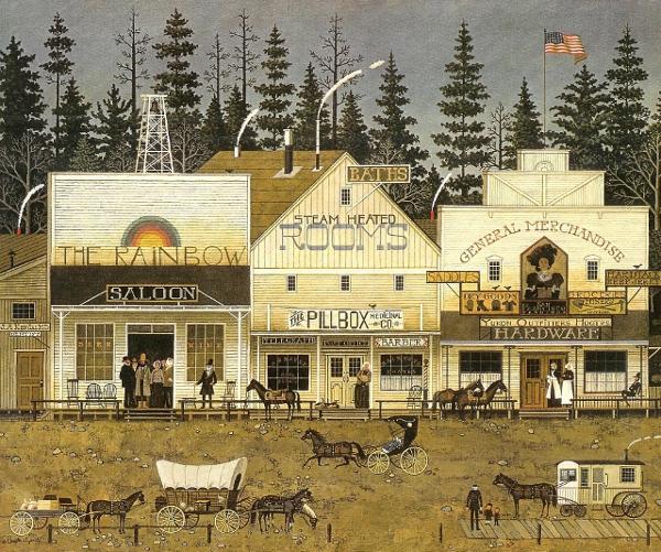 Western Townsfolk