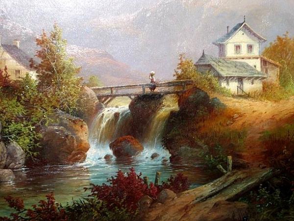 First Russian River Settlement